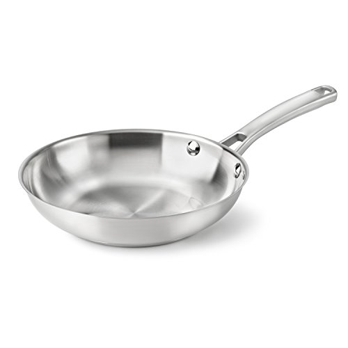 Calphalon Classic Stainless Steel Cookware, Fry Pan, 8-inch (Calphalon 8 Stainless Steel compare prices)