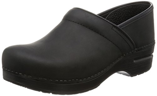DANSKO PROFESSIONAL BLACK OILED (38 EU)