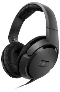 Sennheiser HD 419 Headphones, Black $29.00