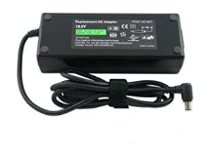 Sony VAIO VGN-AR51M Laptop Replacement AC Power Adapter (Includes Free Carrying Bag) - Lifetime Warranty