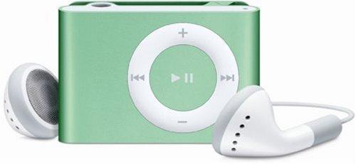 Apple iPod shuffle 1GB グリーン MB229J/A