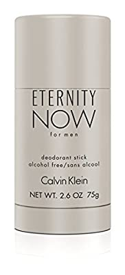 Calvin Klein Eternity Now Deodorant Stick for Men, 2.6 oz.