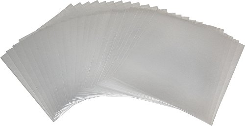 25-7-Record-Outer-Sleeves-Polyethylene-Slightly-Oversized-Loose-Fit-7-12-x-7-12