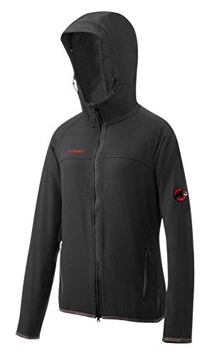 マムート SOFtech GRANITE hooded Jacket Women