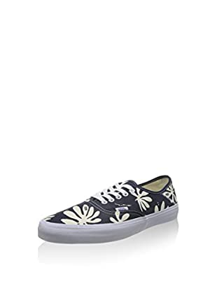 Vans Zapatillas Authentic (Azul / Blanco)