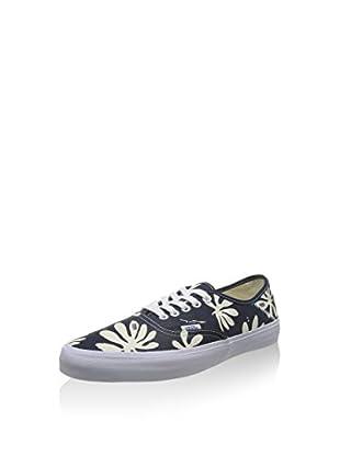 Vans Zapatillas Authentic (Azul / Blanco)