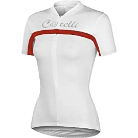 Castelli 2013 Women's Promessa Short Sleeve Cycling Jersey - A11039
