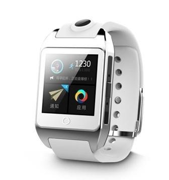 Inwatch Z Android Smart Watch Bluetooth Synchronous Dialing Watch Mobile Phone (White)