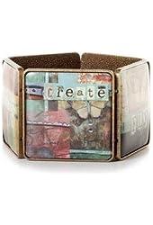 Create Kelly Rae Roberts Bracelet