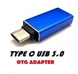 Metal USB-C Type C Male to USB 3.0 Female Converter Adapter OTG Function for Macbook for Google Chromebook Oneplus Two