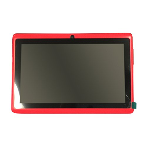 Zeepad Worryfree Gadgets WFG7DRK002RED 1.5GHZ 7DRK Dual Core 4.2 Green Android Tablet, 4GB HARD DRIVE 512RAM, 7