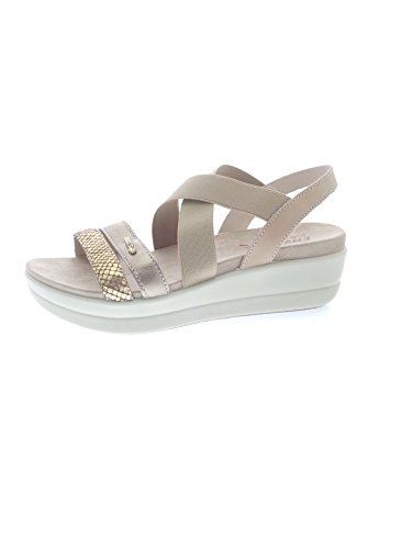 Enval 59612 Sandalo Donna Beige 39