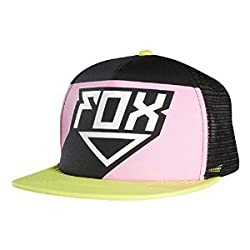 Fox Racing Girls Intake Trucker Adjustable Hat/Cap One Size Black