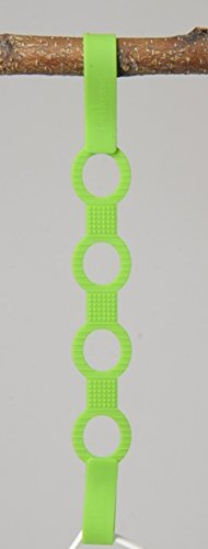 Teethease Teething Tether - Green