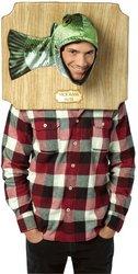 Costume Accessory: Trophy Head Bass Mask