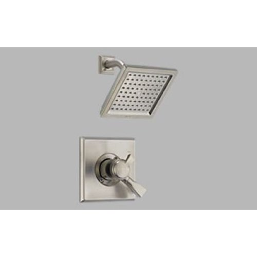 Cheapest Prices! Delta T17251 Dryden Monitor 17 Series Shower Trim, Chrome