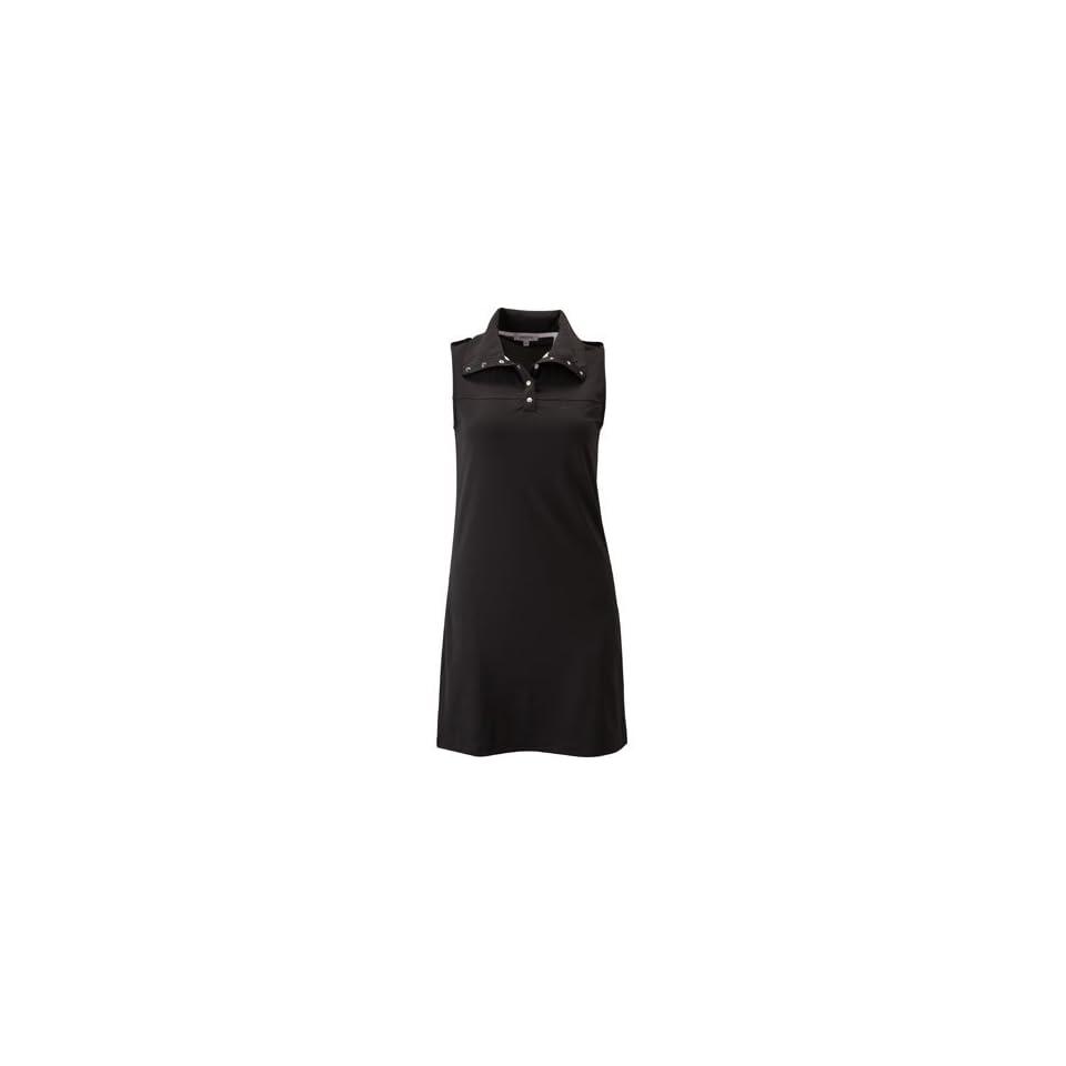 Calvin Klein Womens Sleeveless Solid Dress