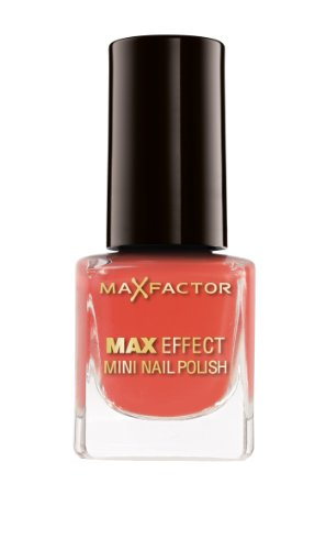 Max Factor Max Effect Mini Nail Polish - 09 Diva Coral