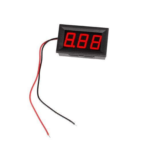 """Generic Red 0.56"""" Led Display 3.50-30.0V Precision Digital Voltmeter Volt Meter"""