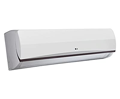 LG LSA5SP4D L-Stella Plus Split AC (1.5 Ton, 4 Star Rating, White)