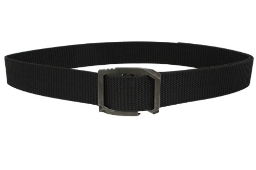 Bison Designs Kool Tool Technical USA Made Belt, Black, Medium/38-Inch