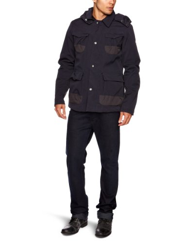Weekend Offender Prodigy Men's Jacket Navy/Dark Grey Small