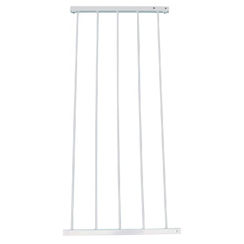 "Cardinal Gates 12.5"" Extension for Duragate, White"