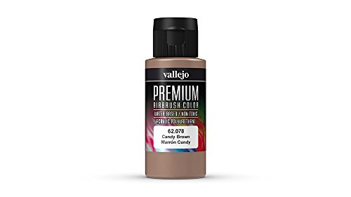 Vallejo Color Candy Brown Premium RC Colors