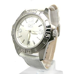 Caterpillar Ladies Active One White Strap Watch - YF34131232