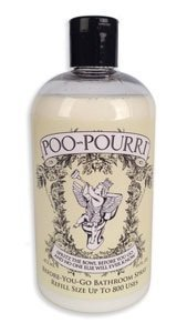 Poo-Pourri Original Before-You-Go Bathroom Spray 16 oz. Refill Size