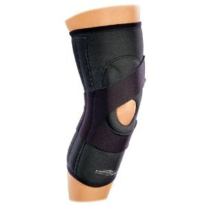 DonJoy LATERAL J PATELLA SUPPORT-Large Left