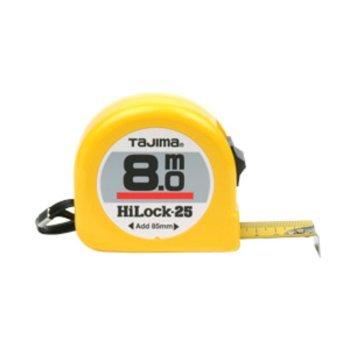 tajima-profi-alsa-a300fb-metro-a-nastro-8-m-25-mm-giallo-1-pezzi-taj-25531