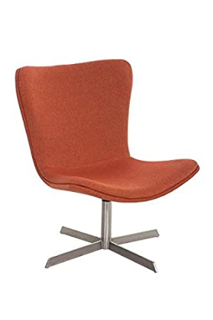 Lounger, Sessel, Stuhl, Stoff, orange