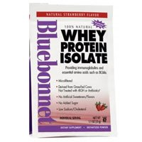 Bluebonnet Nutrition 100% Natural Whey Protein Isolate Powder Natural...