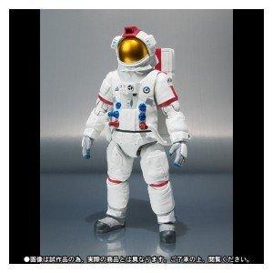 仮面ライダーフォーゼ S.H.Figuarts 宇宙服(OSTO)