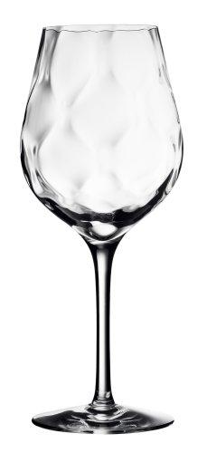 Orrefors オレフォス Dizzy Diamond クラレットワイングラス