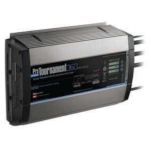 PROMARINER PROTOURNAMENT ELITE 3600 TRIPLE 36 AMP 3 BANK Prod. Type: Electrical