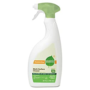Seventh Generation Disinfecting Multi-Surface Cleaner, Lemongrass Citrus 26 fl oz (768 ml)