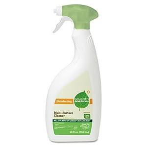 Seventh Generation Disinfecting Multi-Surface Cleaner, Lemongrass Citrus 26 fl oz (768 ml)