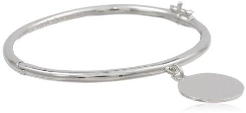Kate Spade New York 'Kate Spade Pendants' Silver-Colored Charm Bangle Bracelet women's [parallel import goods]