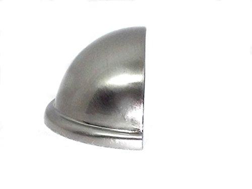 Brushed Satin Nickel Cabinet Hardware Bathroom Vanity Bedroom Vanity Kitchen Bin Cup