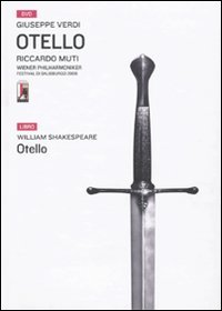 Otello. Con 2 DVD (Music & book gallery) - Verdi - DVD y libro
