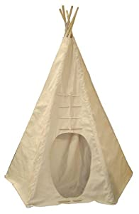 Dexton Powow Lodge Round Door 7.5' Teepee