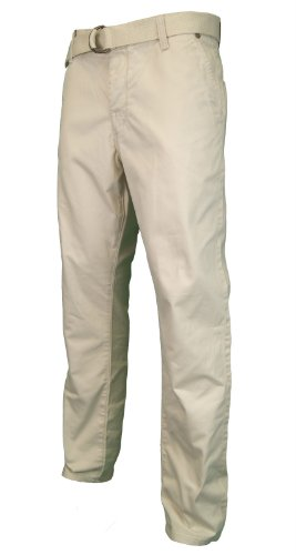 New Mens Smith & Jones Chino Jeans In Oatmeal. Style - Torchino. Waist Size - 32