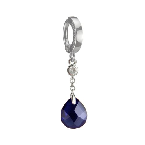 BODY JEWELRY SNAP IN SEXY TUMMYTOYS SILVER BELLY RING BLUE CZ DROP. Easy snap-in TummyToys Belly Button Rings The Highest Quality. Belly Rings That Will Change Your Life. Money Back, 100% guarantee.