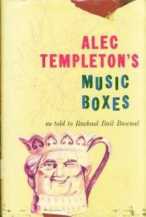 Alec Templeton's Music Boxes