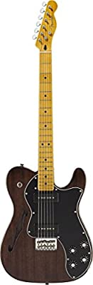 Fender Modern Player Tele Plus Electric Guitar by Fender Musical Instruments Corp.