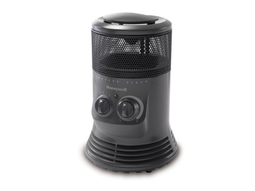 Honeywell 360 degree Surround Fan Forced, HZ-0360