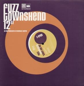FUZZ TOWNSEND - Tasty Big Ed - 12 inch 45 rpm
