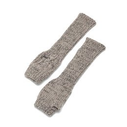 Bench Ladies Fingerless Gloves - Forsaken Horace Cream